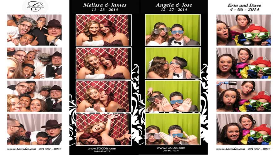 photo booth slider